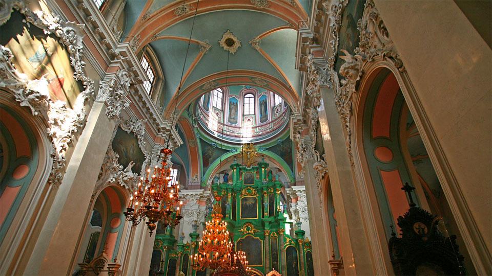 Šv. Dvasios cerkvé / Orth. Church of The Holy Spirit I, Vilnius / LT