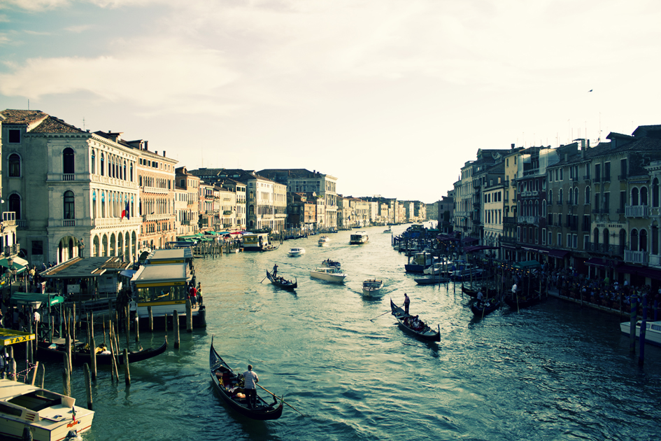 V is for Venice