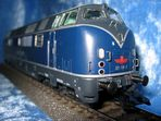 V200   Diesel - Lok 221 136 - 5