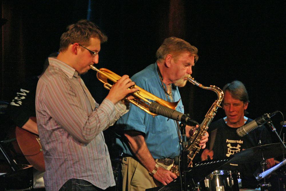 V20.6 Jazz A-trane Berlin Ernst Bier- Mack Goldbury Quintett - V2 2009