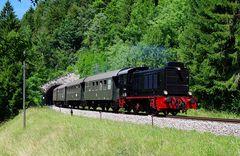 V36 der Wutachtalbahn