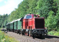 V65 001 der Osnabrücker Eisenbahnfreunde