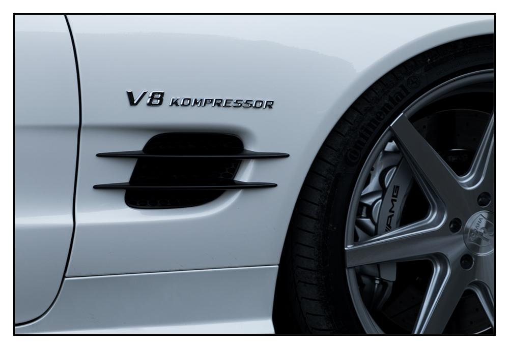 V8 Kompressor