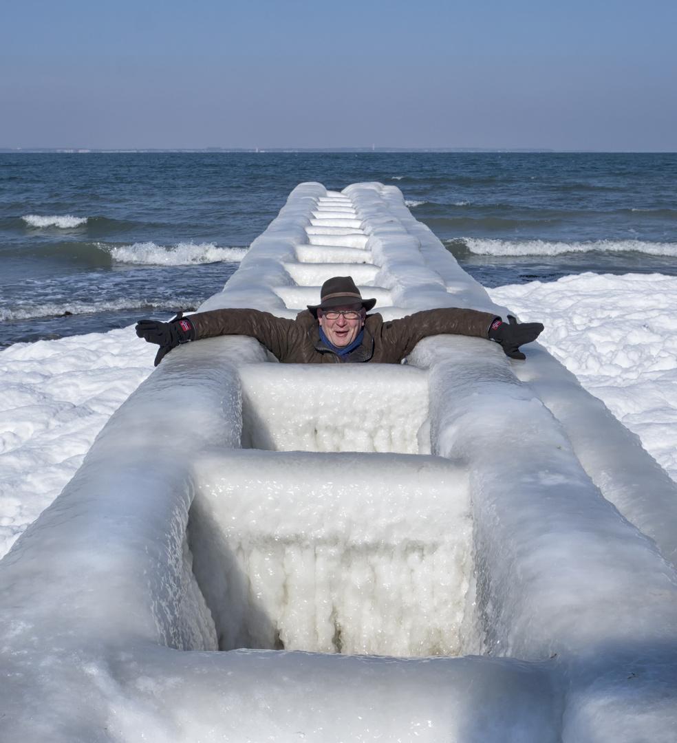 Väterchen Frost taucht ab