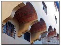 vagues architecturales de briques.....