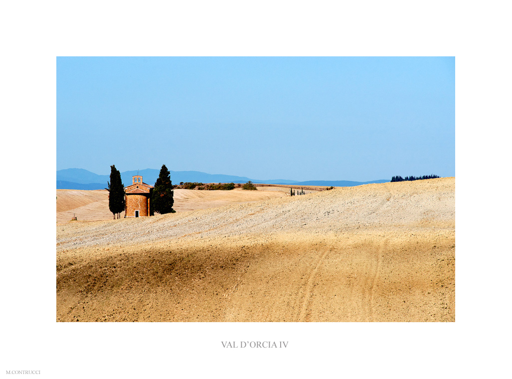 Val d'Orcia IV