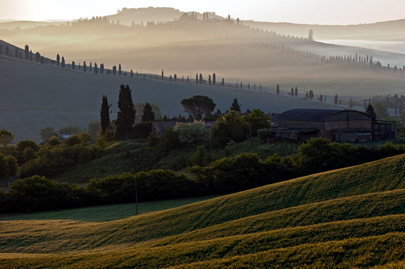 Val d'Orcia (SI)