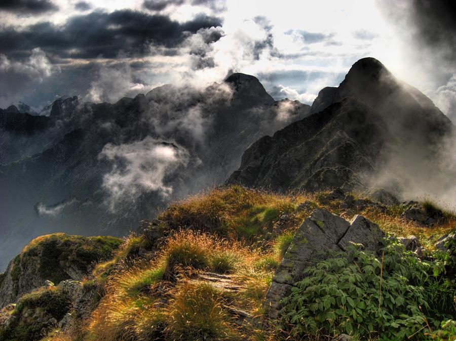 Val Grande Gratwanderung