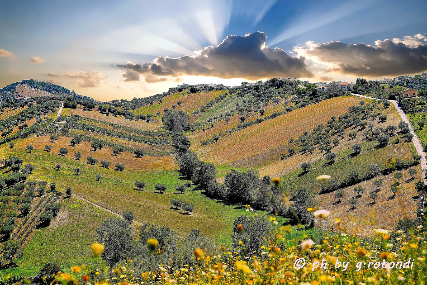 Val Vibrata (AP) Italy