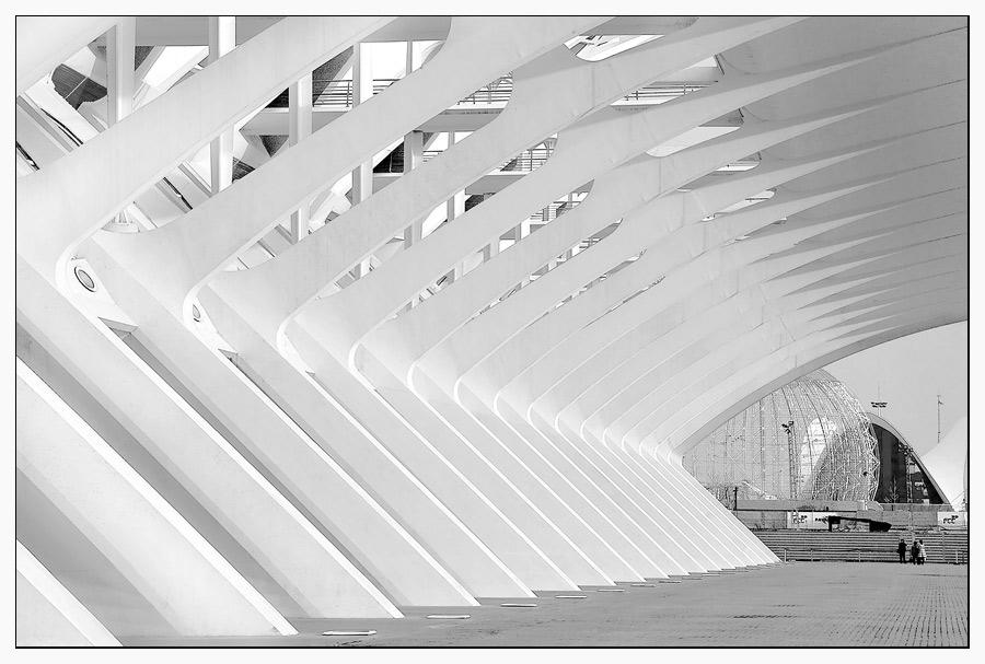 Valencia Architektur...