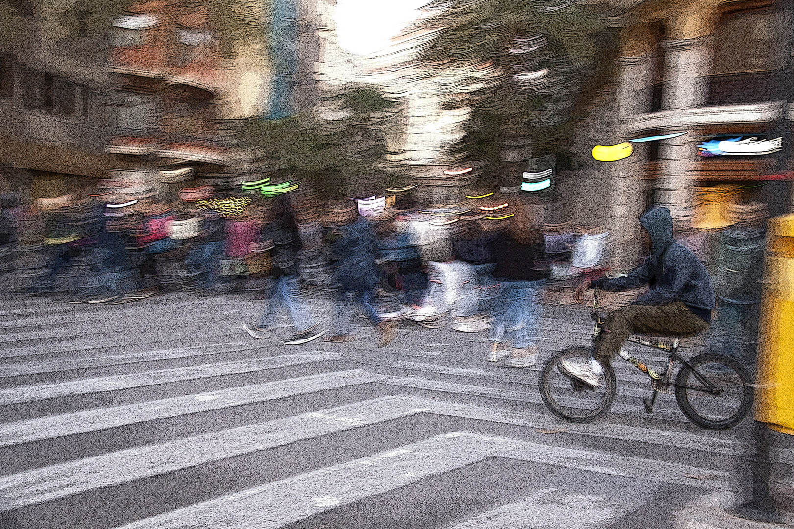Valencia bici