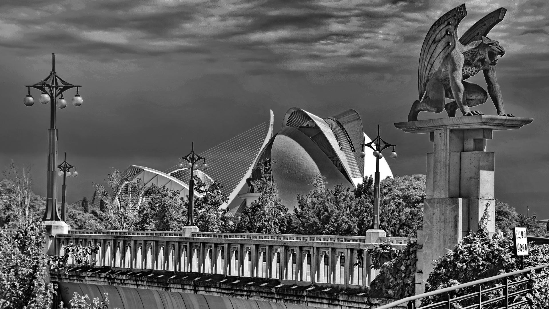 Valencia, Brücke des Königreiches (Puente del Reino)