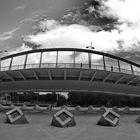 Valencia: Calatravas Brücke 'Puente de la Exposición'