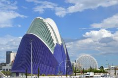 Valencia/ Ciudad de las Artes y de las Ciencias