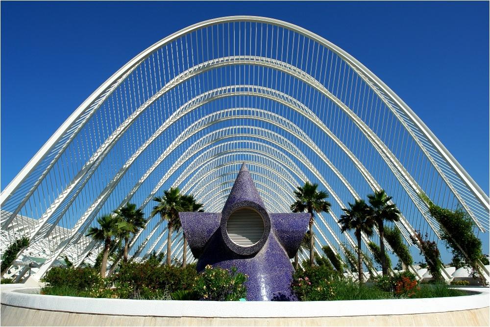 Valencia, Ciudad de las Artes y las Ciencias 3