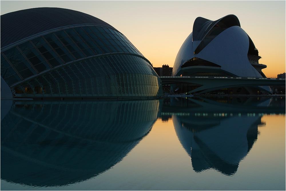 Valencia, Hemisfèric y Palau de les Arts 2