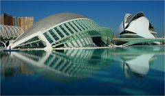 Valencia, Hemisfèric y Palau de les Arts 3