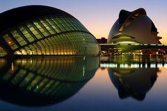 Valencia, Hemisfèric y Palau de les Arts