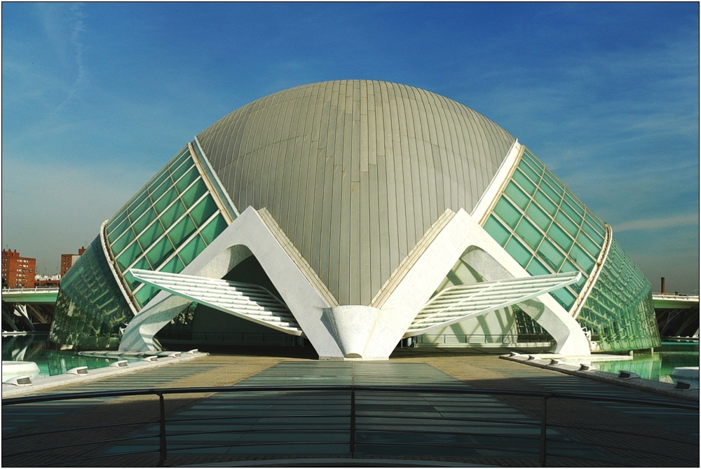 Valencia, L'Hemisfèric