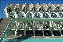 Valencia, Museo de las Ciencias Príncipe Felipe