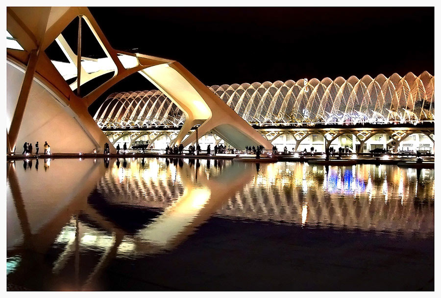 Valencia Night ...