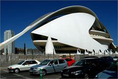 Valencia, Palau de les Arts Reina Sofía 1
