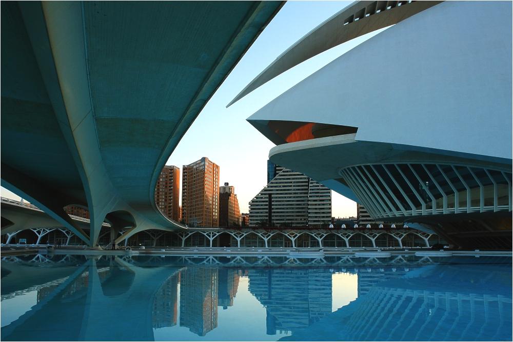 Valencia, Palau de les Arts Reína Sofía 2