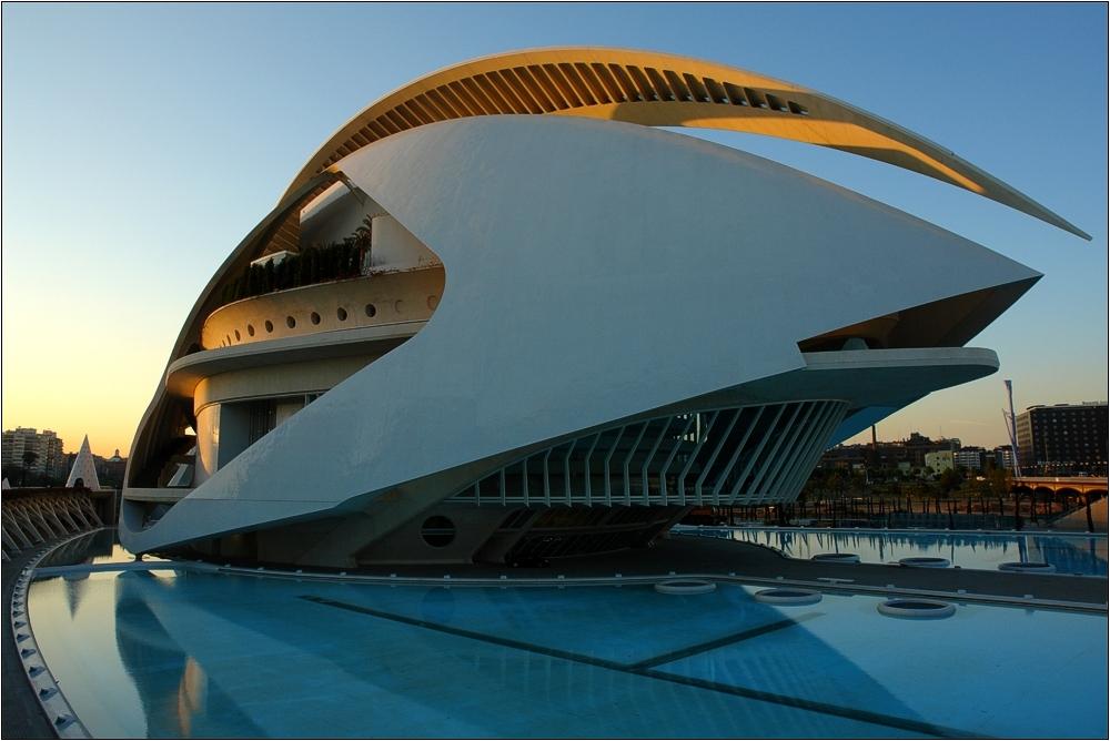 Valencia, Palau de les Arts Reína Sofía 3