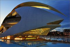 Valencia, Palau de les Arts Reína Sofía 5