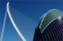 Valencia, Puente l'Assut de l'Or und Ágora