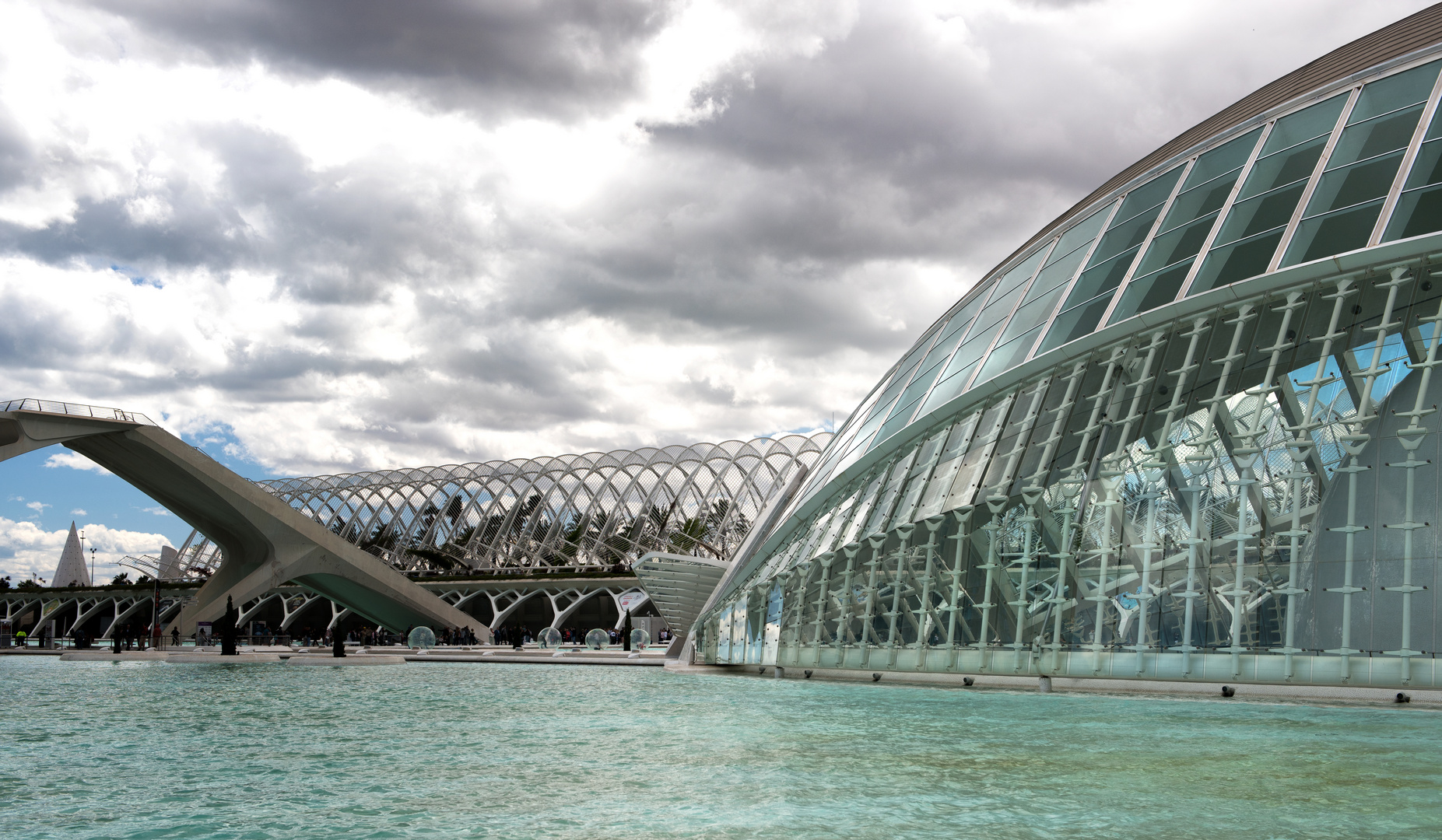 Valencia The City of Arts and Sciences 3