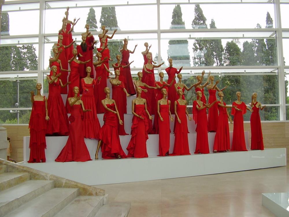 Valentino - Museo dell'Ara Pacis Roma