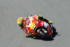Valentino Rossi auf Ducati