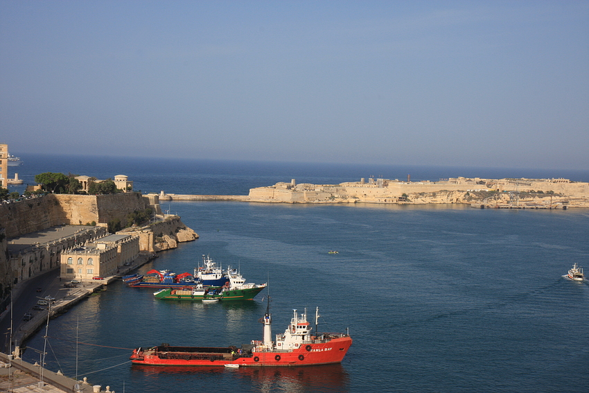 Valetta Grand Harbour