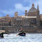 Valetta, Hauptstadt von Malta