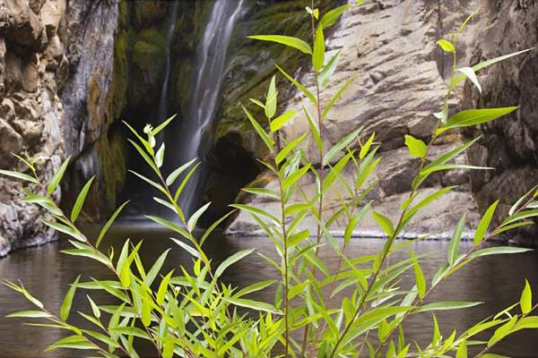 Valhalla Canyon Waterfall