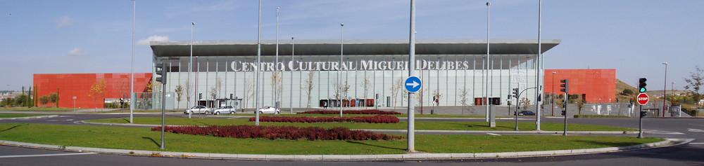 Valladolid Centro Cultural Miguel Delibes.