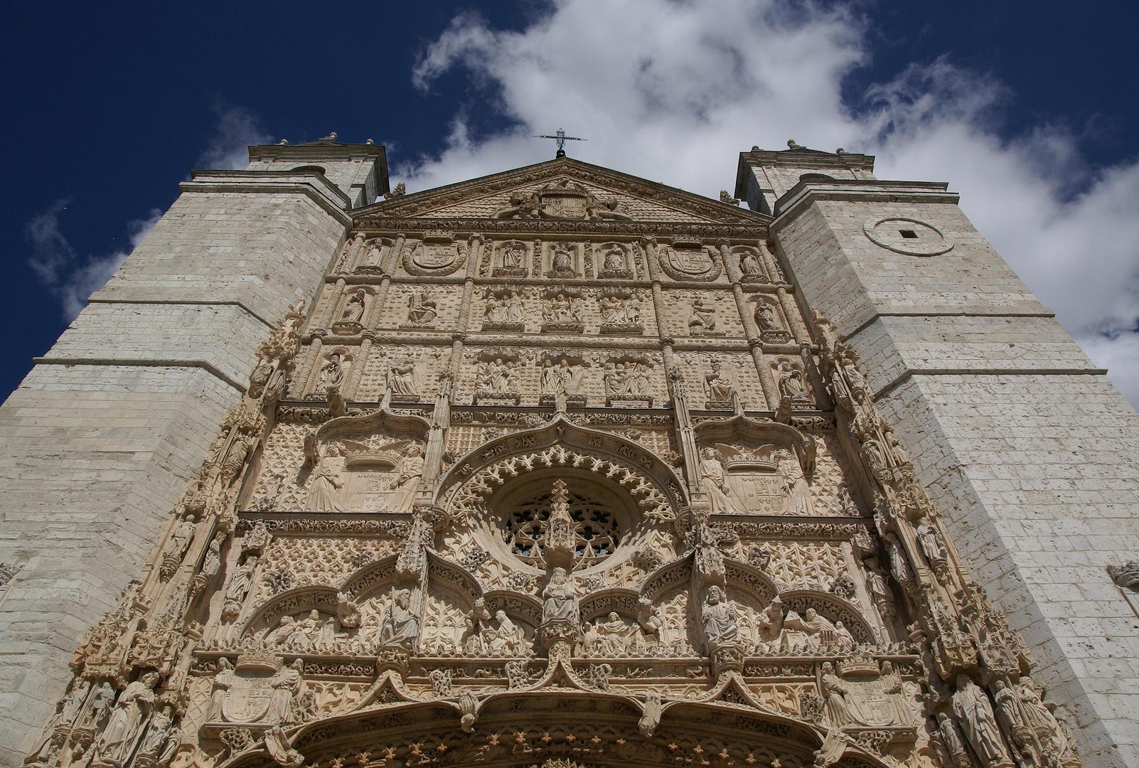 Valladolid - San Pablo Church