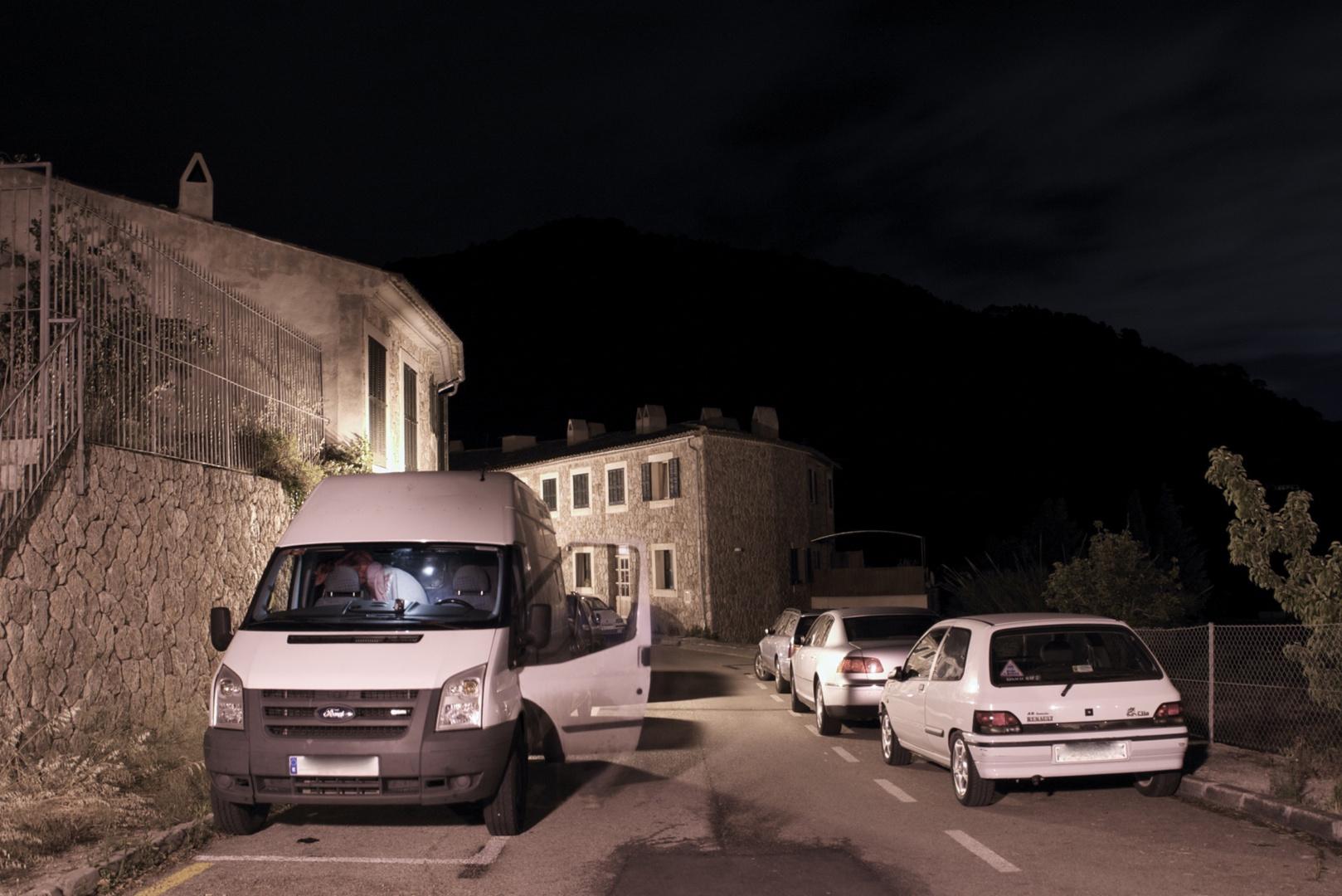 "Valldemossa, salida al aeropuerto 03:57 - 18mm F/11 30"" Iso 200"