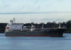 Valle Azzurra   Chem.-Öltanker