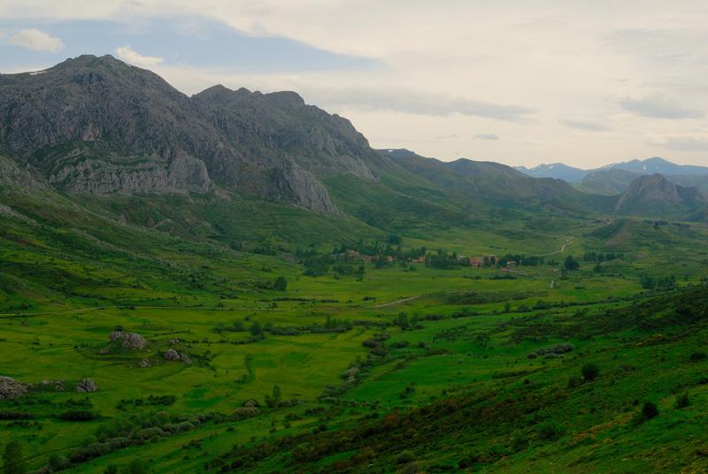 Valle de Arbas