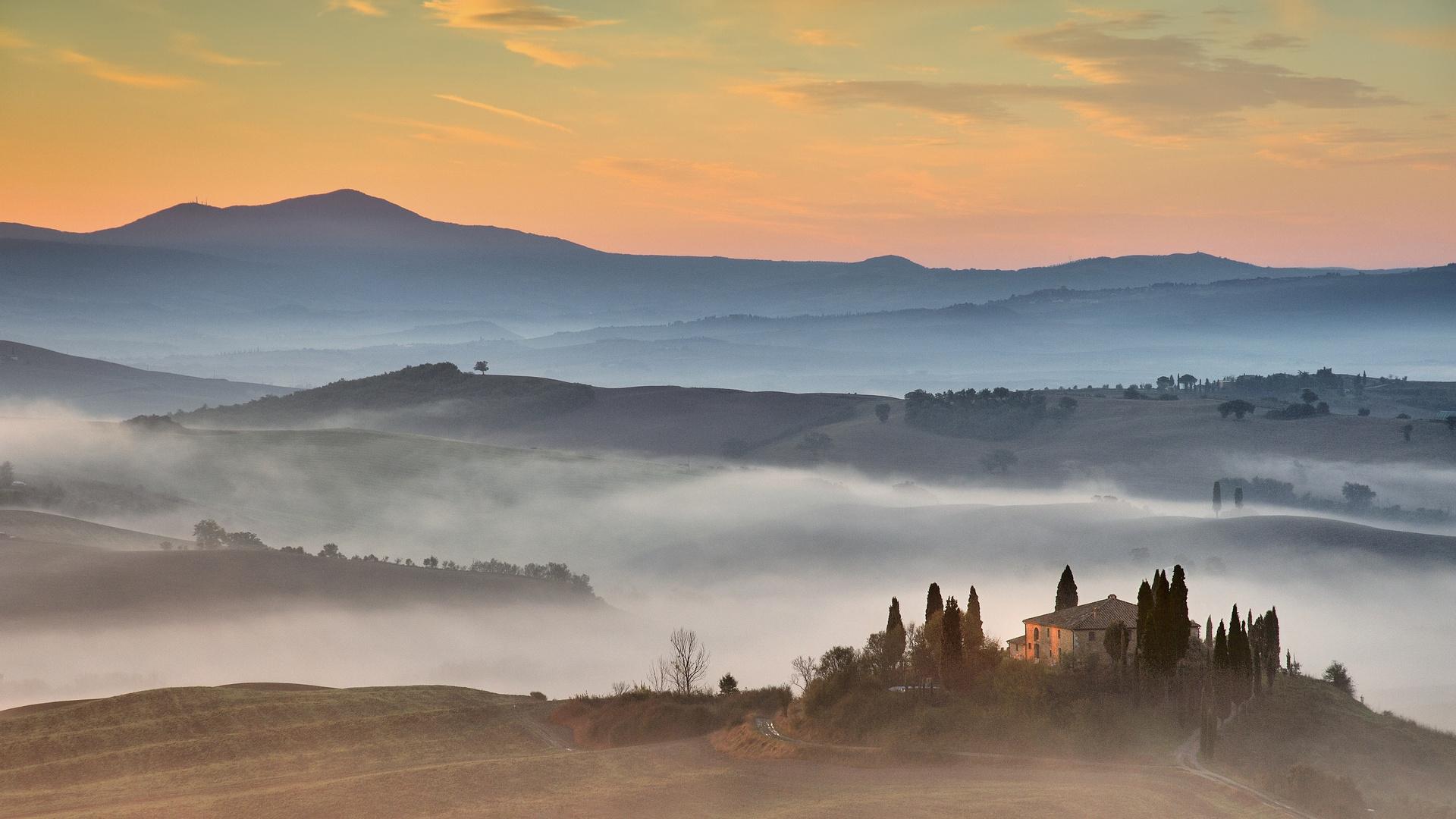 *valle di nebbia II*