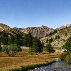 Vallée de la Clarée (Hautes Alpes)