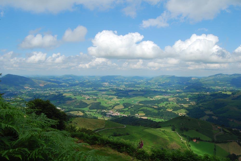 vallées et montagnes