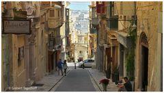 Valletta - Altstadt