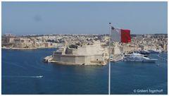Valletta - Fort St. Angelo