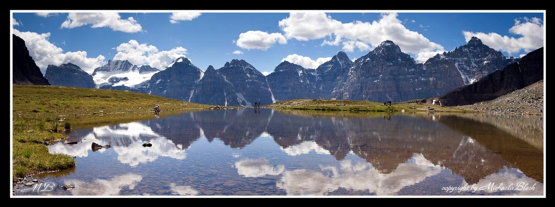 Valley of ten peaks_Canada, British Columbia
