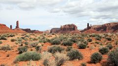 Valley of the Gods - Panorama