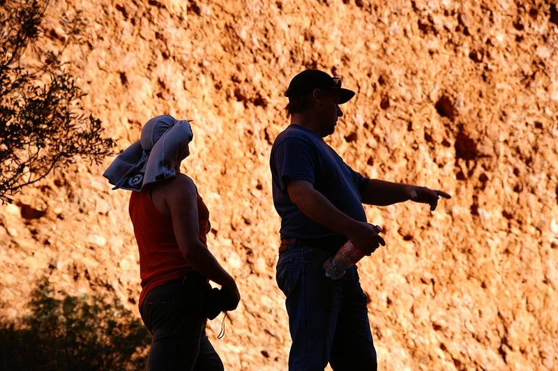 valley of the winds, olgas, northern territory, australien