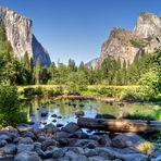 Valley View, Yosemite NP